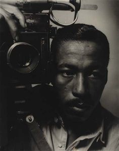 #selfportrait Gordon Parks, was a groundbreaking American photographer, music, writer and film director. He is best remembered for his photographic essays for Life magazine and as the director of the 1971 film, Shaft.