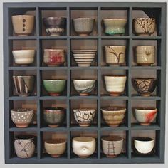 Japanese Teacups collection