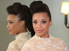natural hairstyles | Ask the Experts: Natural Hairstyles for Your Wedding Day | Essence.com