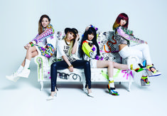 Read our exclusive interview with 2NE1 at nylonmag.com!