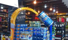 Tiger Beer Giant Beer Can Display | The Selling Points