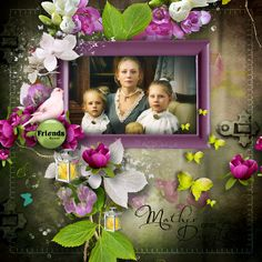 *NEW* Mother And Child by MagicalReality Designs. Save 55% on Bundle! available @ Escape & Scrap https://www.e-scapeandscrap.net/boutique/index.php… Digital Crea https://digital-crea.fr/shop/index.php… With Katherine Zdonczyk Fhoto from Alexandr Yakimenko used with permission. ©InadigitalArt2017.