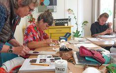 Conservation, Workshop, Paper, Home Decor, Atelier, Decoration Home, Room Decor, Work Shop Garage, Home Interior Design