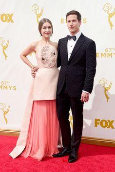 Andy Samberg y Joanna Newsom