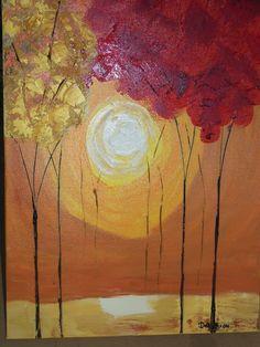 Autumn Sun Color Of Life, Autumn, Colour, Sun, Painting, Fall, Fall Season, Color, Painting Art