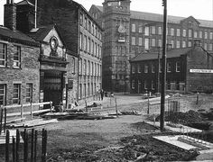 Bowling Old Lane Area by Bradfordlibraries, via Flickr