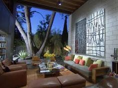 Image result for modern outdoor rooms ideas