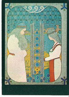 Alanen, Joseph - The Wooing of Aino by Lilla67