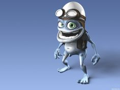 Anyone else remember crazy frog? - Anyone else remember crazy frog? Animated Wallpapers For Mobile, Mortal Kombat Memes, Time For Africa, Frog Wallpaper, League Of Legends Memes, Animated Cartoons, Creative Advertising, All Things Cute, Disney Animation