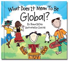 What Does It Mean to Be Global? Great educational and fun gift now at #wishgifts