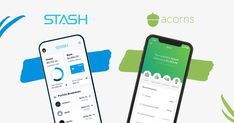 Stash and Acorns are both passive-investing platforms through which retail investors can build their portfolios. The main difference between the two is that Acorns is a robo-advisor and Stash facilitates fractional share purchases and helps investors diversify their holdings adequately.Stash and Acorns are both passive-investing platforms through which retail investors can build their portfolios, but which one is best? Investing Apps, Investing For Retirement, Stock Market Investing, Investing In Stocks, Stock Market For Beginners, Traditional Ira, Cash Management, Financial Analysis, Make Money Fast
