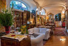 Max Restaurant & Garden in center of Positano