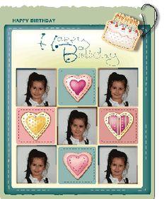 Tarjetas para felicitar Cumpleaños