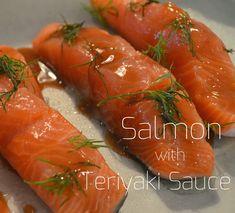 Wine Recipes, Asian Recipes, Ethnic Recipes, Falafel, Sushi Co, Oriental, Teriyaki Sauce, Fish Dishes, Sashimi
