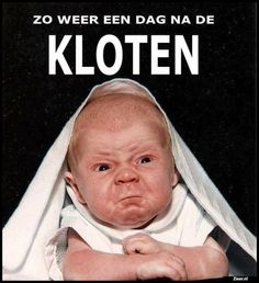 Zo weer een dag Funny Pix, Stupid Funny, Funny Texts, Funny Pictures, Facebook Birthday, Punny Puns, Dutch Quotes, Quote Posters, Adult Humor