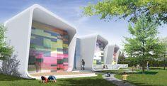 project kindergarten schukowitzgasse location vienna austria designed ...