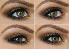 Makeup Tips, Beauty Reviews, Tutorials | Miss Natty's Beauty Diary Blog: Step by Step Smokey Brown Eyeshadow Tutorial!