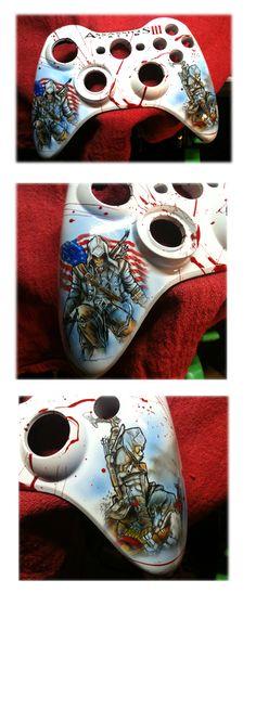 Ac3 Xbox controller!
