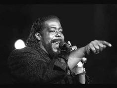 BARRY   WHITE/ The Right Night
