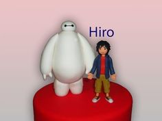 How to make Baymax and Hiro From Big Hero 6 (part 2/2) (Cómo hacer a Baymax y Hiro parte 2) - YouTube