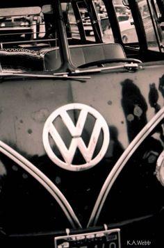 Items similar to Photo Black Volkswagen Van Retro on Etsy Volkswagon Van, Volkswagen Logo, Free Cars, Fun Shots, My Dream Car, Vw Bus, Vintage Cars, Classic Cars, Retro