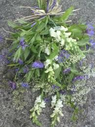 natural funeral flowers - Google Search