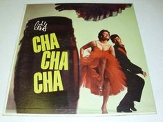 Let's CHA CHA Vinyl Record with Tito Morano Vinyl Record Free Shipping in the US