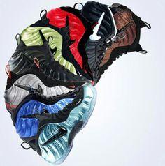 Nike Foamposites
