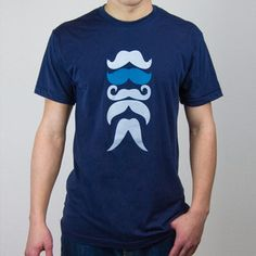 New Stache Tee Men's, $19.50, now featured on Fab.
