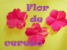 Dans ce tutoriel, la fleur de Cerisier en papier est fabriquée selon les techniques de Kirigami qui allient l'art du pliage et l'art du découpage. Après avoir réalisé plusieurs petites fleurs roses, vous pourrez ensuite les coller le long d'une branche d'arbre pour créer un arbre japonais décoratif.