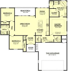 Sweeping Views - 11764HZ | European, French Country, Southern, Metric, Photo Gallery, 1st Floor Master Suite, Butler Walk-in Pantry, CAD Available, PDF, Split Bedrooms | Architectural Designs
