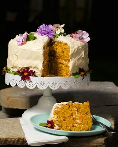 Who doesn't love a fabulous carrot cake? This recipe, from The Silver Palate is my all-time favorite and I whip it up at least a few times a year. I made it this weekend for my mother's bir…