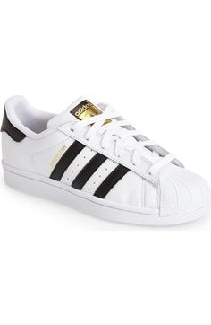adidas  Superstar II  Sneaker (Big Kid) available at  Nordstrom Adidas  Originals 5b4938a0248