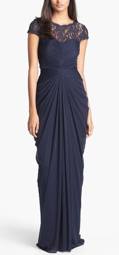 Simply gorgeous dress for the mother of the bride