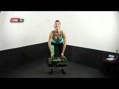 Allenamento cardio bruciagrassi 40 minuti - YouTube