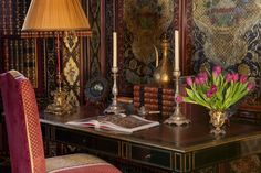 Interior Design by Alidad   Britain, Europe and the Middle East. Oriental Room