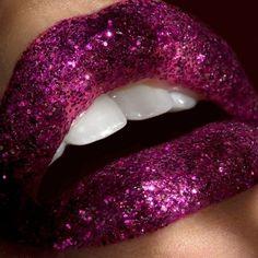 Sparkle lips