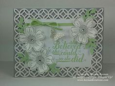 Simply Fabulous card by bkeenan256 - Cards and Paper Crafts at Splitcoaststampers