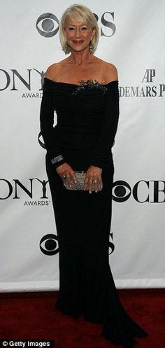 Helen Mirren...regal, classic beauty !