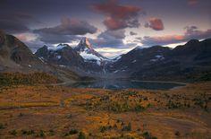 Mountain view by zhangkai