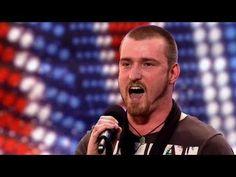 Jai McDowall - Britain's Got Talent 2011 audition - itv.com/talent - UK .  wow. I take it that's Scotland's Nat'l anthem.