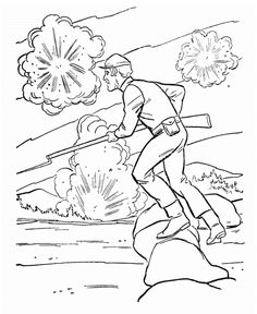civil war flags coloring pages