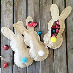 Coniglietti di Pasqua fai da te (Foto 5/34) | PourFemme