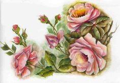 #45 - уголок розы