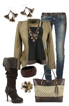 """""""Sassy"""" by jacci0528 ❤ liked on Polyvore featuring Replay, Marni, Forever 21, Ettika, Pier 1 Imports, Fantasy Jewelry Box, AllSaints, Gucci and Topshop"""