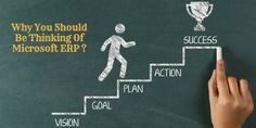 If statistics is anything to go by, one cannot undermine the significance of Microsoft ERP. With Microsoft Dynamics ERP it is possible to give your business better support so that it has sufficient room for growth and development.