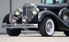1934 Packard Super 8 Resto-Mod - Amelia Island Select March 2015