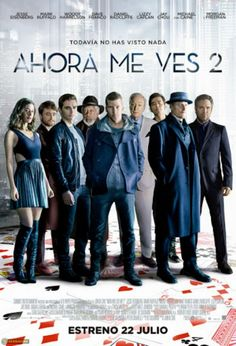 Now you see me 2 full movie hindi dubbed 2020