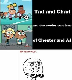 Fairly Odd Parents isnt REALLY off TV but i dont watch it any more so i guess its old..