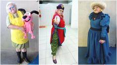 Cosplayer brasileira de 50 anos faz sucesso internacional ao mostrar que você nunca está velho demais para o cosplay